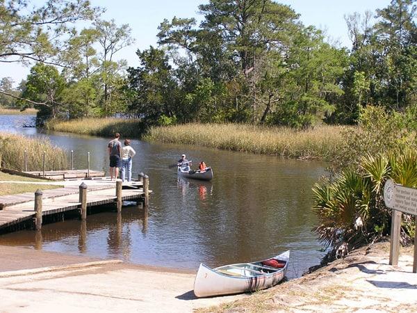 Ochlockonee River Wemadeitback Keithjurgensen Florida