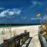 Pristine, white-sand beaches are the big attraction at many state parks in the Panhandle. (Photo/John Mayer)