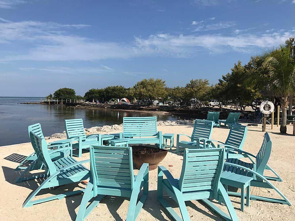 Ocean Beach Beach Rv Park Cafe