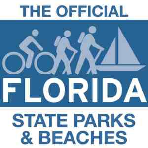 app logo for florida state parks and beaches