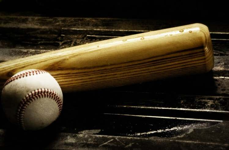 baseball and bat