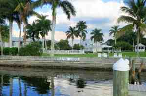 The Tarpon Lodge on Pine Island in the community of Pineland has a magnificent location on the water.