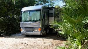 generic RV camping in Florida