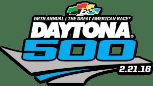daytona 500 logo 2016