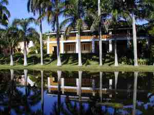 Bonnet House in Fort Lauderdale, a historic home associated with Hugh Taylor Birch.