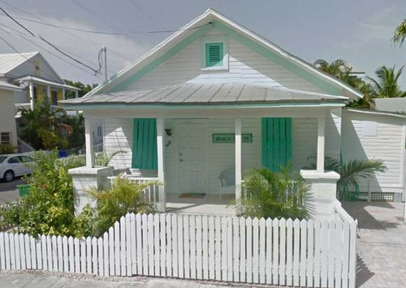 December Key West house tour