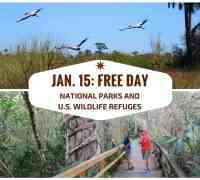 2018 free days in national and state parks