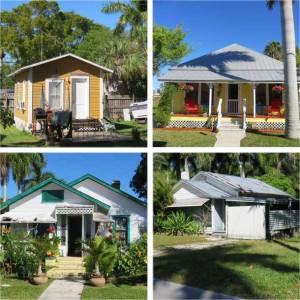 Historic cottages in Cortez. (Photo: Bonnie Gross)