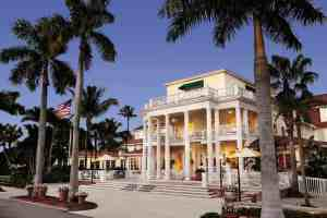 The Gasparilla Inn and Club from the outside (Courtesy of the Gasparilla Inn)