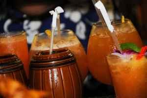 Drinks at the Maikai. Photo courtesy Slammie Productions.