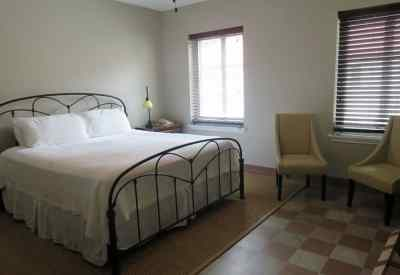 A room at the Wakulla Springs Lodge. (Photo: Bonnie Gross)