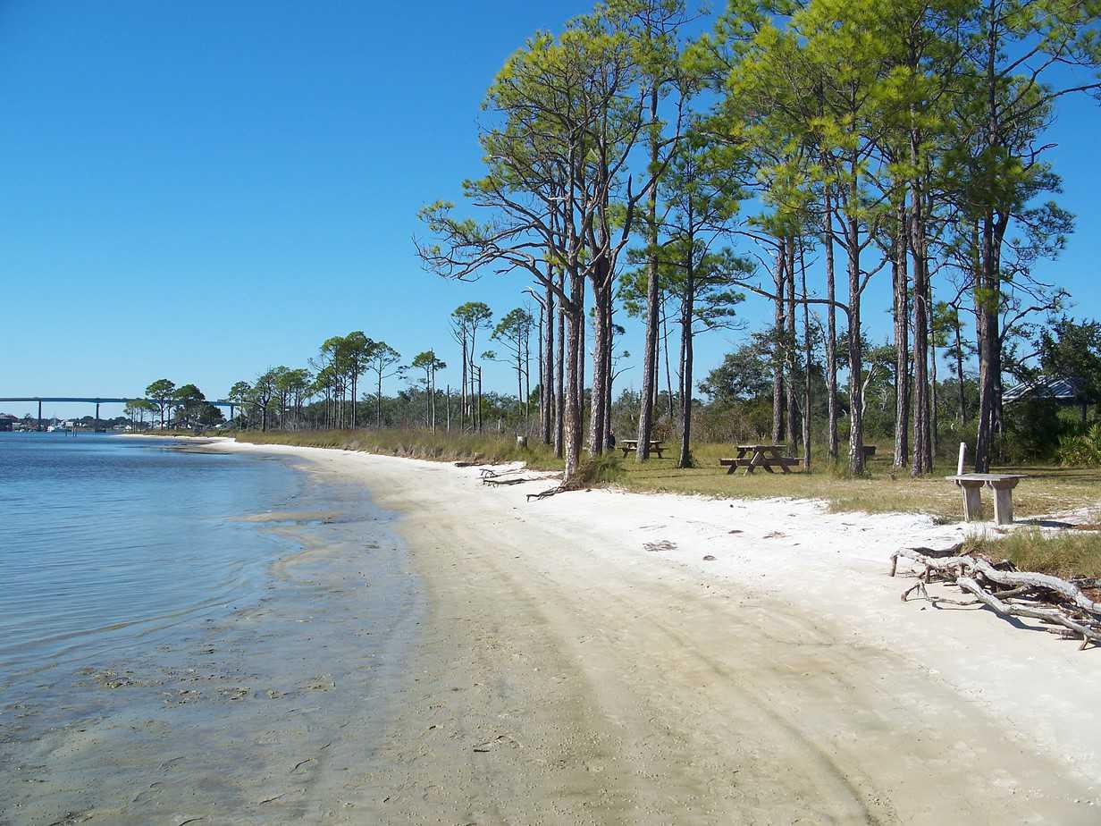 Best Beach Camping Florida Panhandle