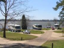 Eastbank Campground, U.S. Army Corps of Engineers
