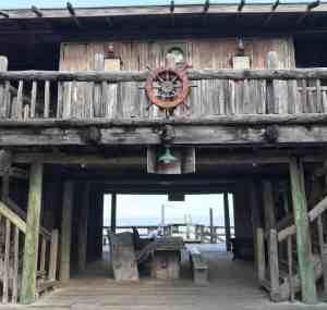 The historic section of the Driftwood Inn in Vero Beach. (Photo: Bonnie Gross)