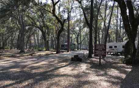 The Hammock Campground Loop
