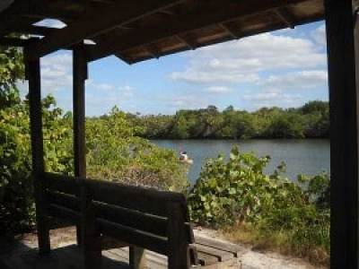 Lovers Key State Park kayakers