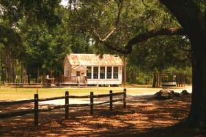 1930s Schoolhouse at Silver Springs