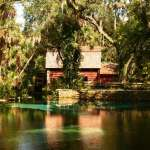 Old mill at Juniper Springs in Ocala National Forest