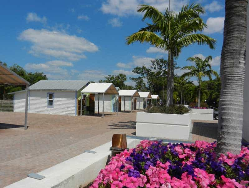 Artist Cottages Imperial River Bonita Springs Florida Rambler