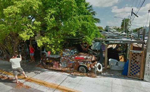 BO's Fish Wagon: That funky Key West feel