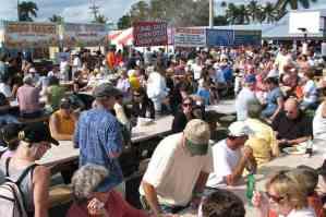 florida seafood festival
