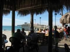 Sharkey's restaurant on Venice Pier