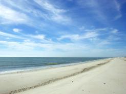 Beach at St. George Island State Park