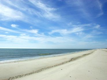 Beach at St. George Island State Park