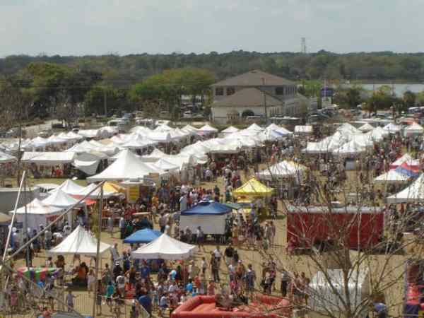 St. Augustine Lions Club Seafood Festival