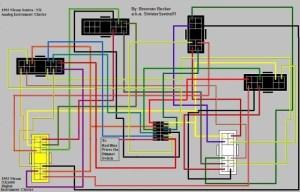 HOW TO: Analog to Digital Cluster  9394 SERNX  SR20 Forum