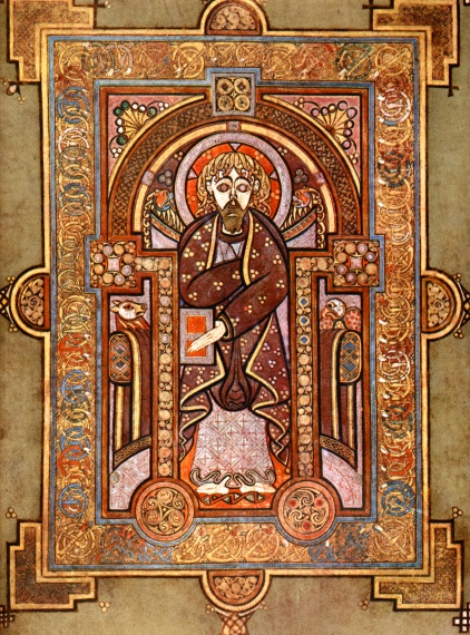 Image result for book of kells