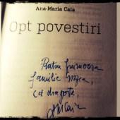 Ana-Maria Caia 8 Povestiri