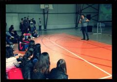 Florin Grozea campania antidrog 2014