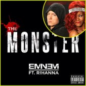 Eminem Rihanna The Monster
