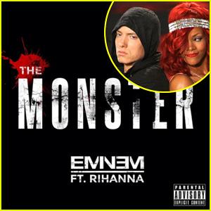 Eminem Rihanna The Monster