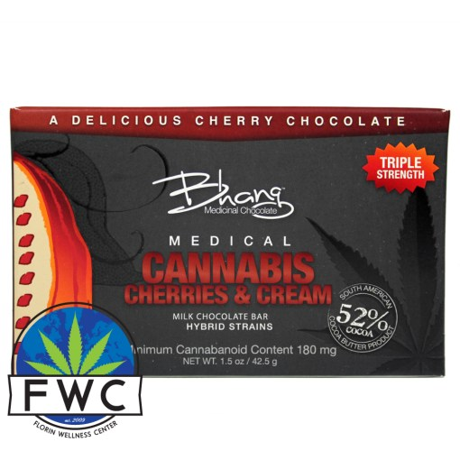 Bhang Cherries and Creme Triple