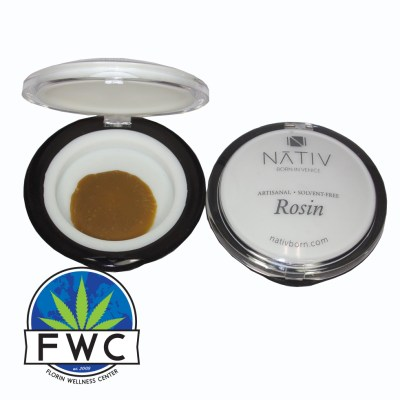 Lala Land Flower Rosin