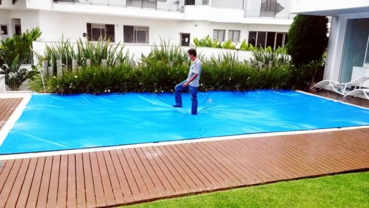 Resultado de imagem para proteção da piscina