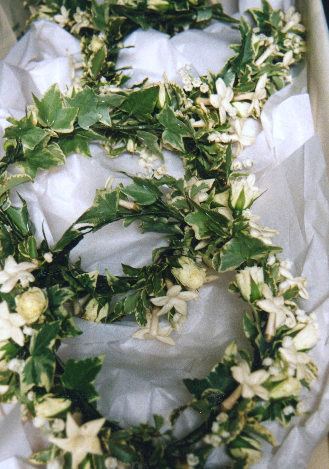 Buttonholes And Hair Pieces
