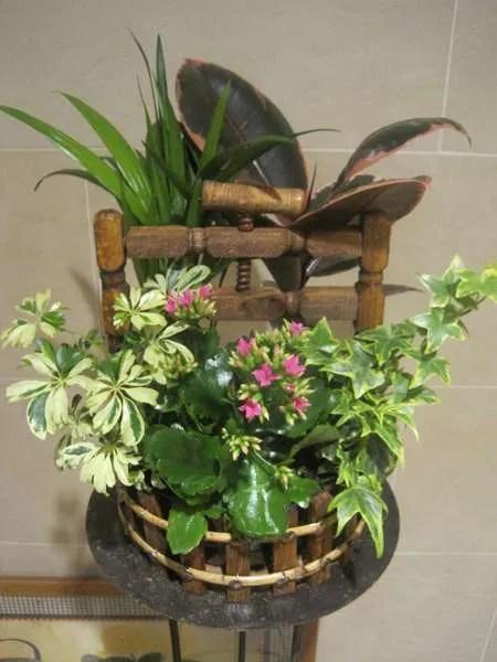 Precioso centro floral