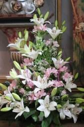 Flores para Comunión, Floristería Maru Melide