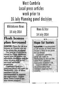 Press article prior to 16Jul 2014 panel