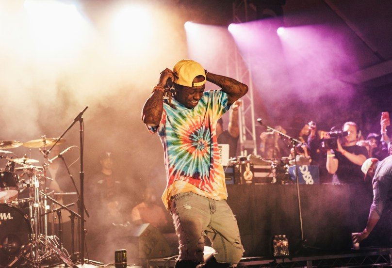 Lil Wayne Headlines Day 2 of 2017 SXSW Takeover – 2