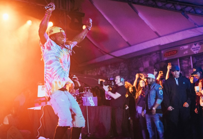 Lil Wayne On Mass Appeal Live At The BBQ Stage – SXSW Takeover – 2