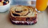 Brunch Sandwich - San Francisco Bakery