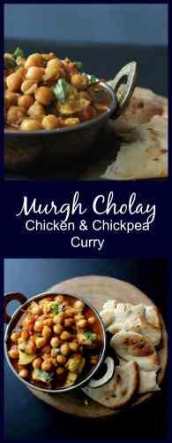Murgh Cholay