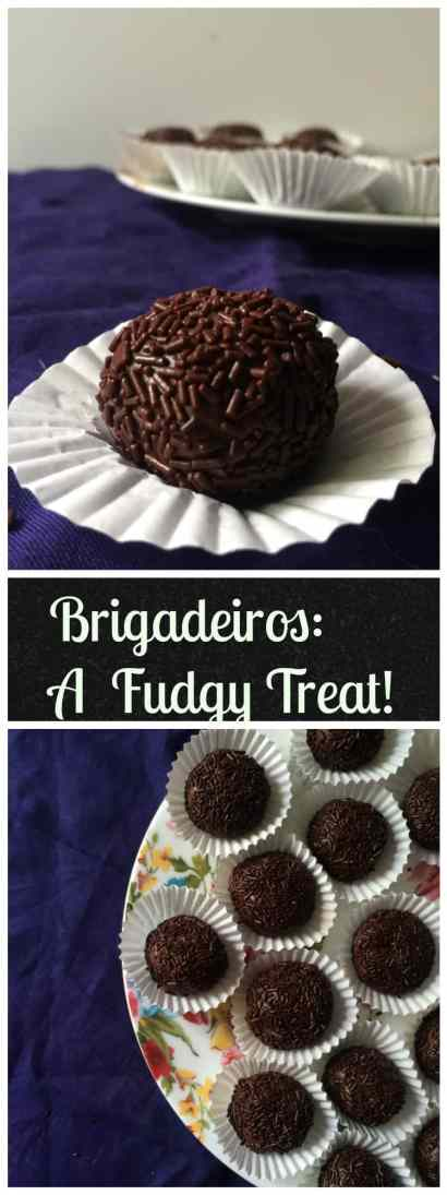 Brigadeiros: A Chocolatey Fudgy Brazilian Treat
