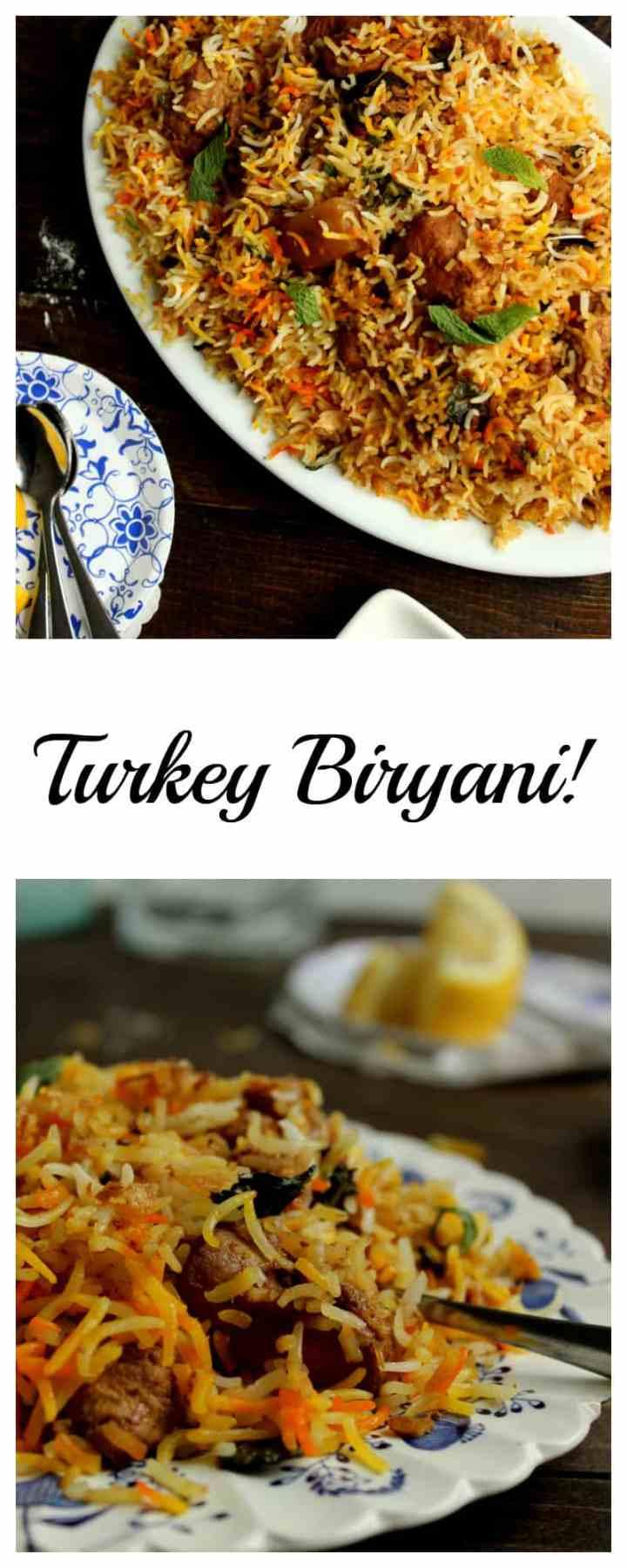turkey biryani