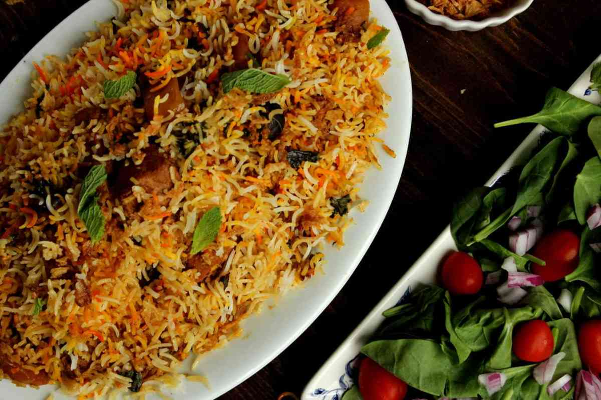 Turkey Biryani - A Delicious Spin on a Classic!