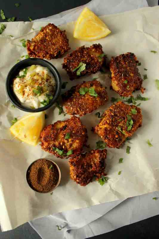 Lahori Fried Fish